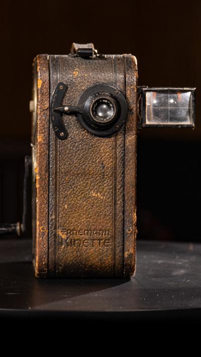 Ernemann 35mm Kinette