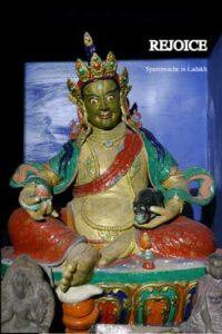 """Cover """"Rejoice - Spurensuche in Ladakh"""""""