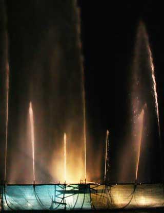 Die super Wasser-Symphoniker der Vollbütteler Feuerwehr