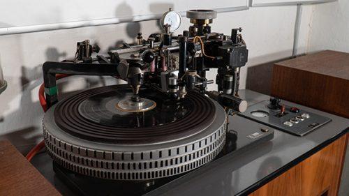 Plattenschneidemaschine
