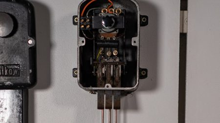 Elektromechanischer Gong