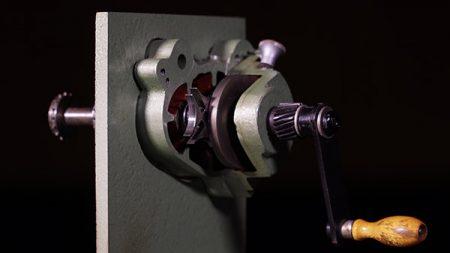 Malteserkreuzgetriebe