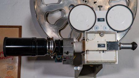 Vinten Highspeed Kamera